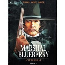Blueberry (Marshal) - Intégrale