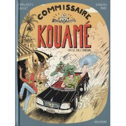 Commissaire Kouamé - Tome 1 - Un si joli jardin