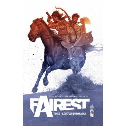 Fairest - Tome 3 - Le Retour du Maharaja
