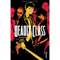 Deadly Class - Tome 2 - Kids of the Black Hole