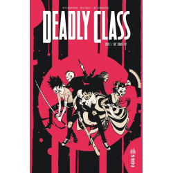 Deadly Class - Tome 3 - The Snake Pit
