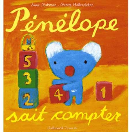 Pénélope tête en l'air - Tome 6