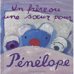 Un frère ou une soeur pour Pénélope
