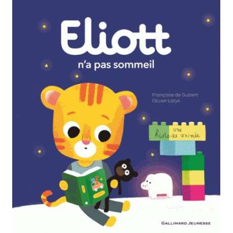 Eliott n'a pas sommeil