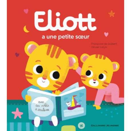 Eliott a une petite soeur