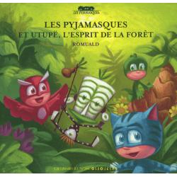 Les Pyjamasques et Utupë, l'esprit de la forêt