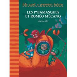 Les Pyjamasques et Romé Mécano