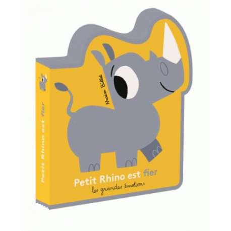 Petit Rhino est fier