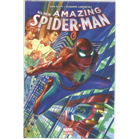 All-New Amazing Spider-Man (Marvel Now!) - Tome 1 - Partout dans le monde