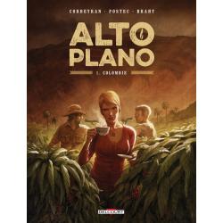 Alto Plano - Tome 1 - Colombie