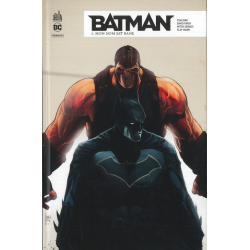 Batman Rebirth - Tome 3 - Mon nom est Bane