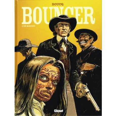 Bouncer - Tome 10 - L'Or maudit