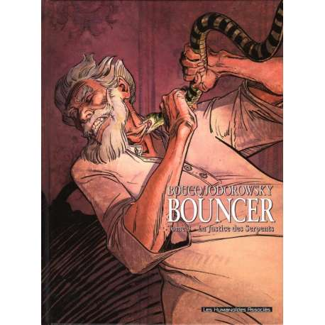 Bouncer - Tome 3 - La Justice des Serpents