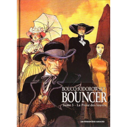 Bouncer - Tome 5 - La Proie des Louves