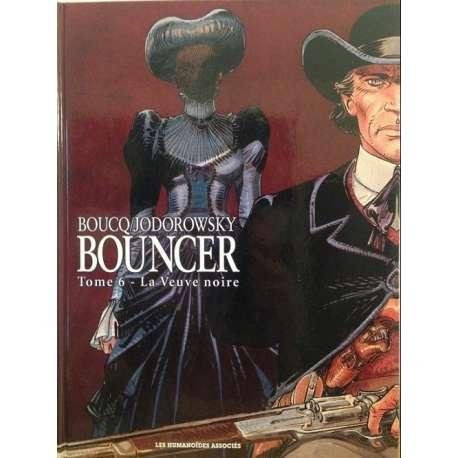 Bouncer - Tome 6 - La Veuve noire