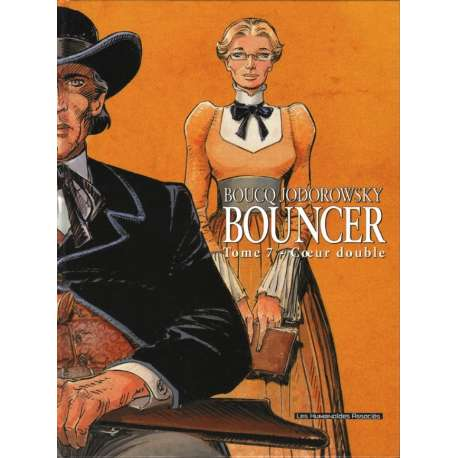 Bouncer - Tome 7 - Cœur double