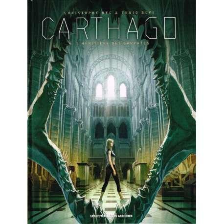 Carthago - Tome 6 - L'héritière des carpates