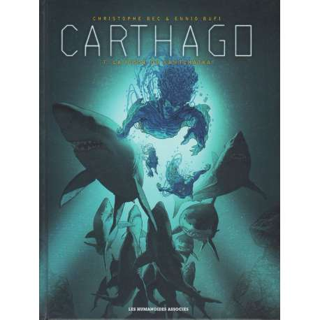 Carthago - Tome 7 - La Fosse du Kamtchatka