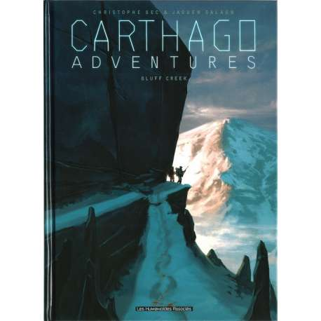 Carthago Adventures - Tome 1 - Bluff Creek