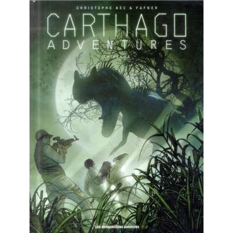 Carthago Adventures - Tome 2 - Chipekwe