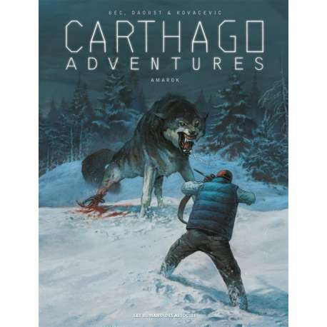 Carthago Adventures - Tome 4 - Amarok