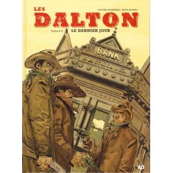 Dalton (Les) (Visonneau/Alonso) - Tome 2 - Le dernier jour