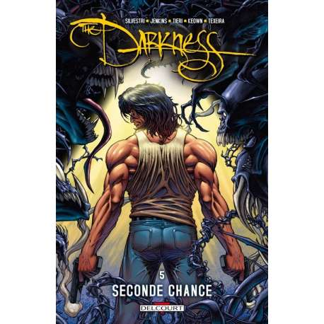 Darkness (Delcourt) - Tome 5 - Seconde Chance