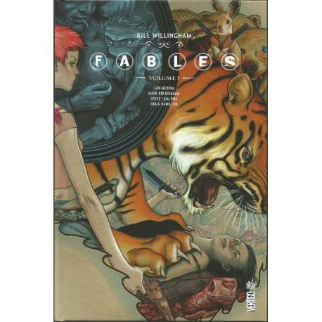 Fables (Urban Comics) - Volume 1