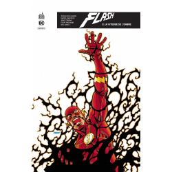 Flash Rebirth - Tome 2 - La Vitesse de l'ombre