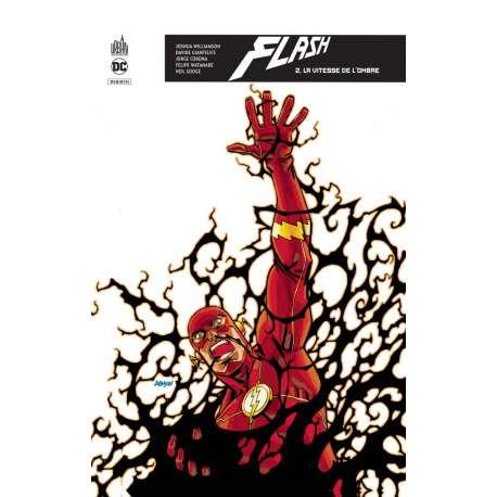 Flash Rebirth - Tome 2 - La Vitesse de l'ombre