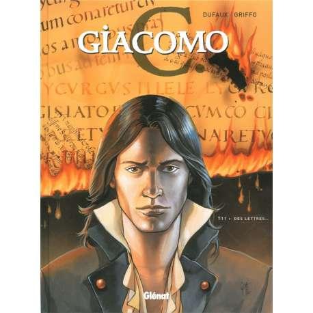 Giacomo C. - Tome 11 - Des lettres...
