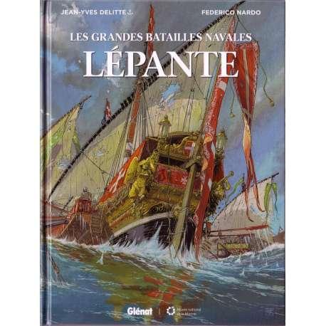 Grandes batailles navales (Les) - Tome 5 - Lépante