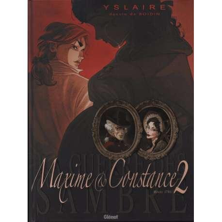 Guerre des Sambre (La) - Maxime & Constance - Tome 2 - Chapitre 2 - Hiver 1781