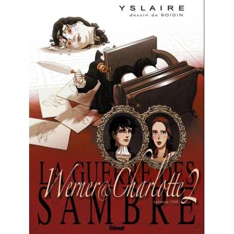 Guerre des Sambre (La) - Werner & Charlotte - Tome 2 - Chapitre 2 - Automne 1768