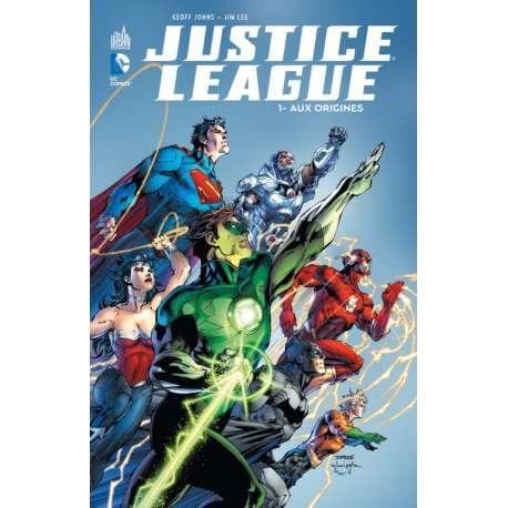 Justice League (DC Renaissance) - Tome 1 - Aux origines