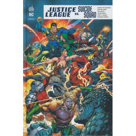 Justice League vs. Suicide Squad - Justice League vs. Suicide Squad