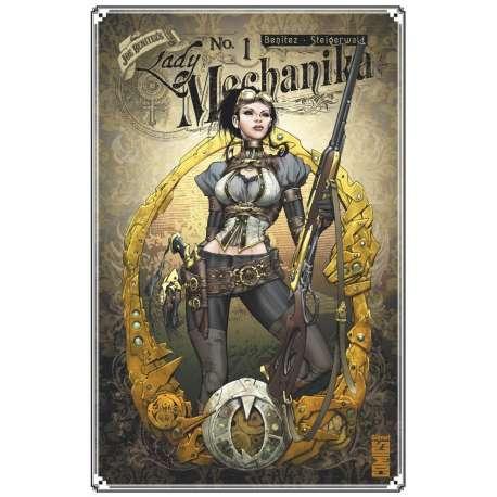 Lady Mechanika - Tome 1 - Le Mystère du corps mécanique