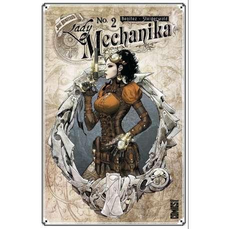 Lady Mechanika - Tome 2 - Révélations