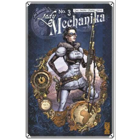 Lady Mechanika - Tome 3 - La Tablette des Destinées