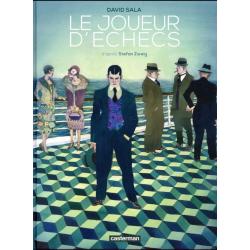 Joueur d'échecs (Le) (Sala) - Le Joueur d'échecs