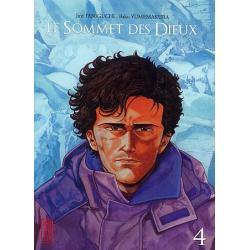 Sommet des dieux (Le) - Tome 4 - Volume 4