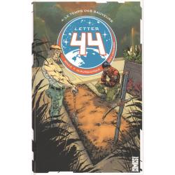 Letter 44 - Tome 4 - Le Temps des sauveurs