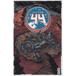 Letter 44 - Tome 5 - Décalage vers le bleu