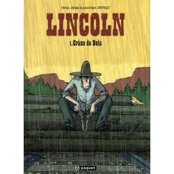 Lincoln - Tome 1 - Crâne de bois