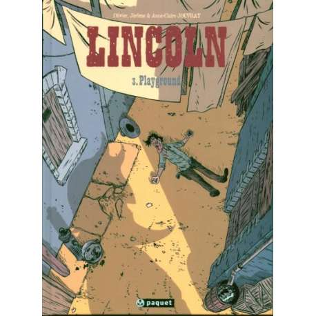 Lincoln - Tome 3 - Playground