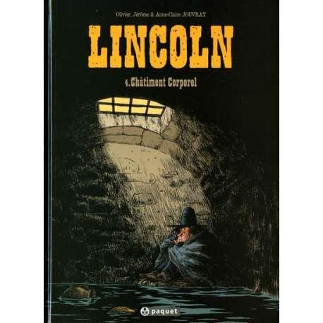 Lincoln - Tome 4 - Châtiment corporel