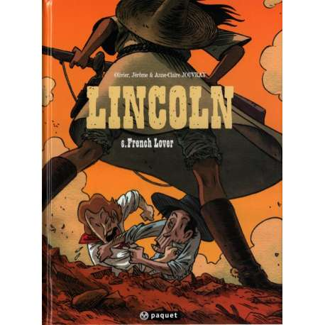 Lincoln - Tome 6 - French Lover