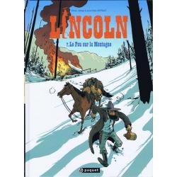 Lincoln - Tome 7 - Le Fou sur la Montagne