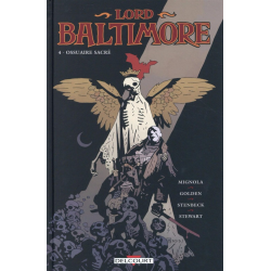 Lord Baltimore - Tome 4 - Ossuaire sacré