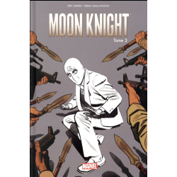 Moon Knight (100% Marvel - 2017) - Tome 3 - Naissance et mort